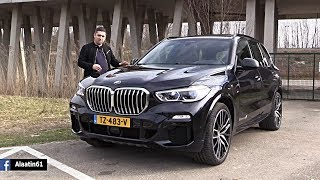 BMW X5 2019 in-depth Review | Interior Exterior Infotainment DRIVE | Alaatin61 Reviews