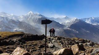 Nepal - Trekking The Annapurna Circuit