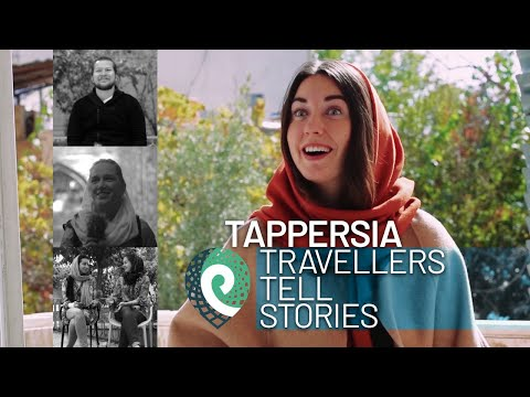 Tourist experiences in Iran | TAPPERSIA