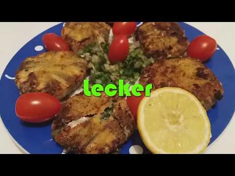 #Gebratene gefüllte Sardinen, اكلة سهلة بالسمك رائعة