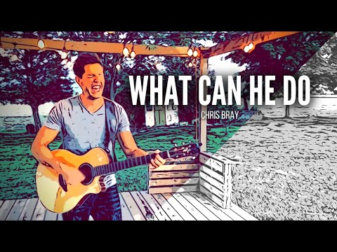 """New Song """"WHAT CAN HE DO"""""""