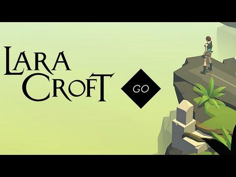 Lara Croft GO - Обзор Игры (iOS)