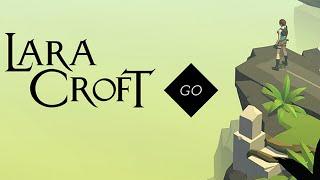 lara Croft GO обзор