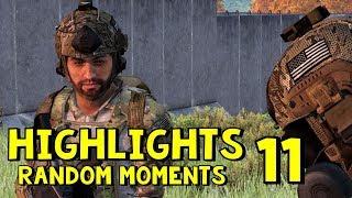 Highlights: Random Moments #11