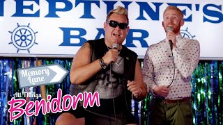 Benidorm Best Bits - Kenneth and Liam sing Welcome Home