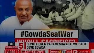 JDS-Congress drama, Karnataka: Congress Tumkur MP rebels, Will Cong act? Will the alliance survive?
