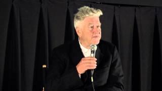 David Lynch on auditioning actors