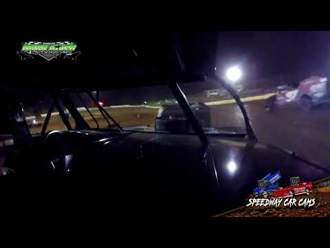 #B87 Brock Hall - E-Mod Open Wheel - 9-2-18 Duck River Raceway Park - In Car Camera
