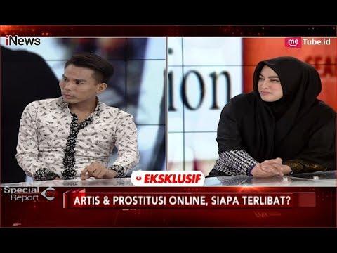 EKSKLUSIF! Robby Abbas, Mantan Muncikari Bongkar Tarif Prostitusi Online - Special Report 08/01