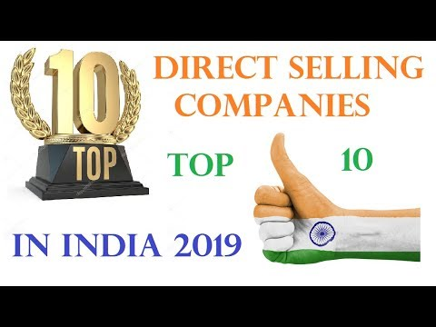 Top 10 MLM Direct Selling Companies in india 2019 / VESTIGE SUPPORT