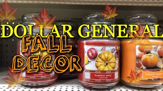 Dollar general fall decor 2019 • CUTE FALL DECORATIONS FROM DG