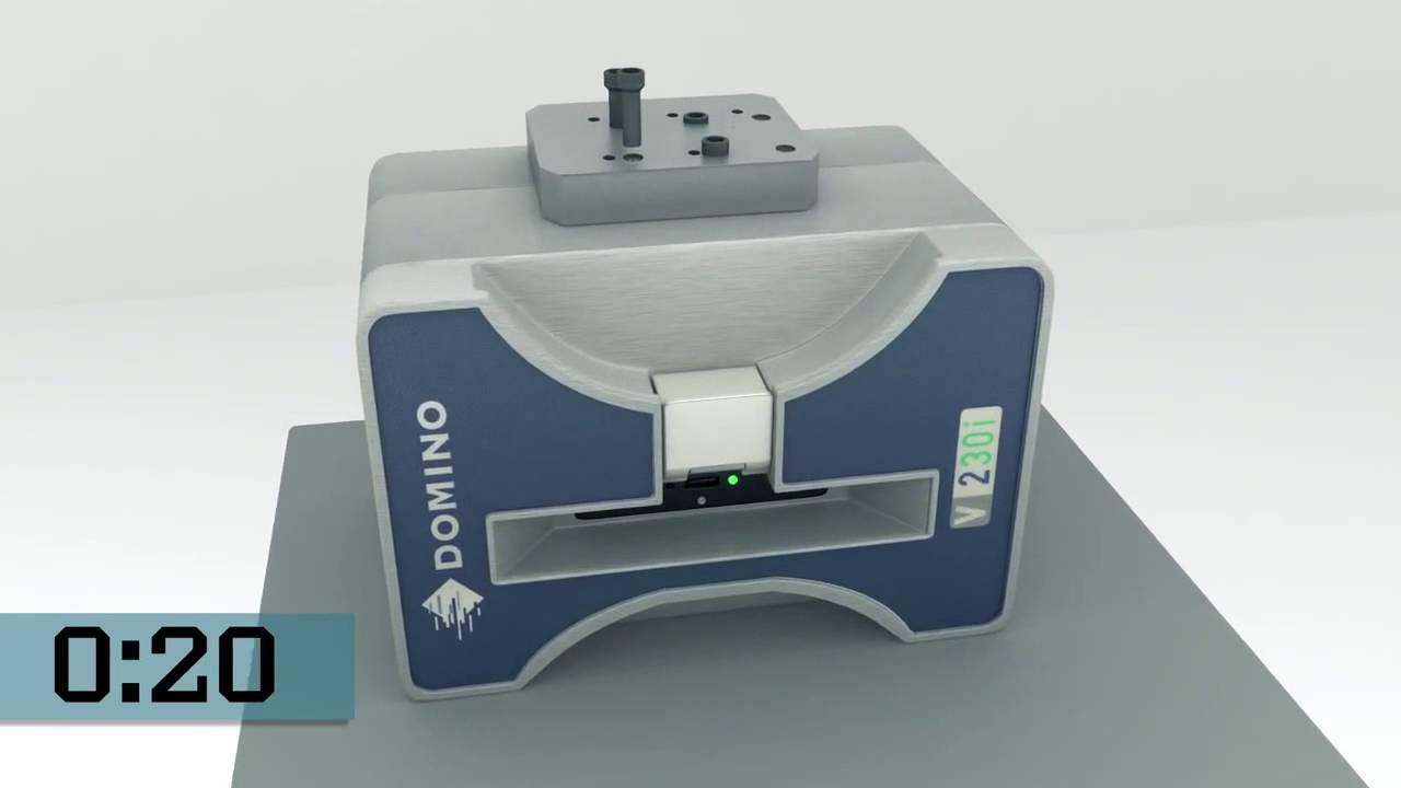 Installing a Domino TTO Printer