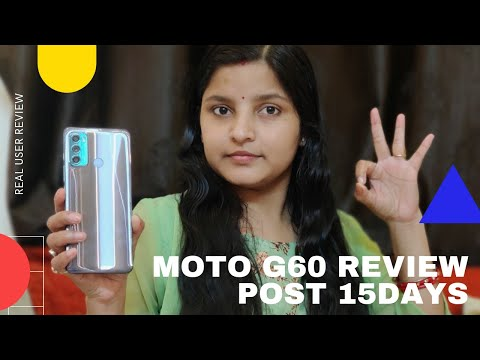 Motorola G60 full review after 15days of use | Moto G60 is living up to the expectation