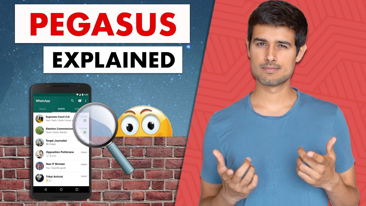 Pegasus Spyware | How Pegasus hacks your phone? | Israel NSO | Dhruv Rathee