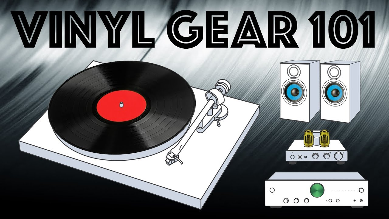 Vinyl Gear 101 Putting Together A Stereo System To Play Pre Amplifier