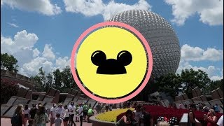 Disney World 2018 Holiday Vlog | Day 2 Pt 2 | Epcot