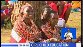 Initiative to improve Samburu girl child education launched