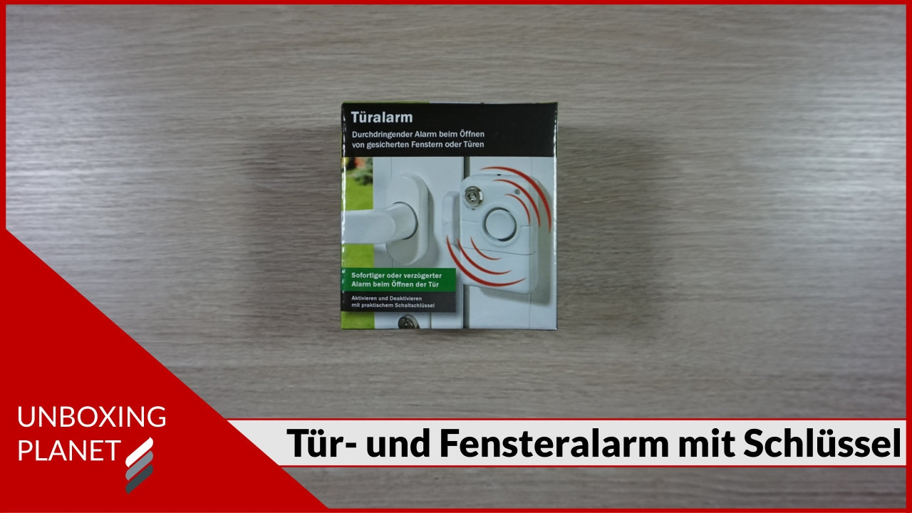 Kühlschrank Tür Alarm : Türalarm und fensteralarm mit schlüssel unboxing youtube