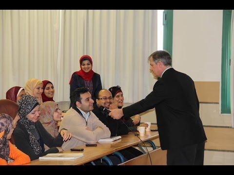 March 4, 2014 Pharos University Alexandria Part 1