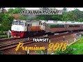 Terbaru !!!Perjalanan Perdana Kereta Api Premium 2018