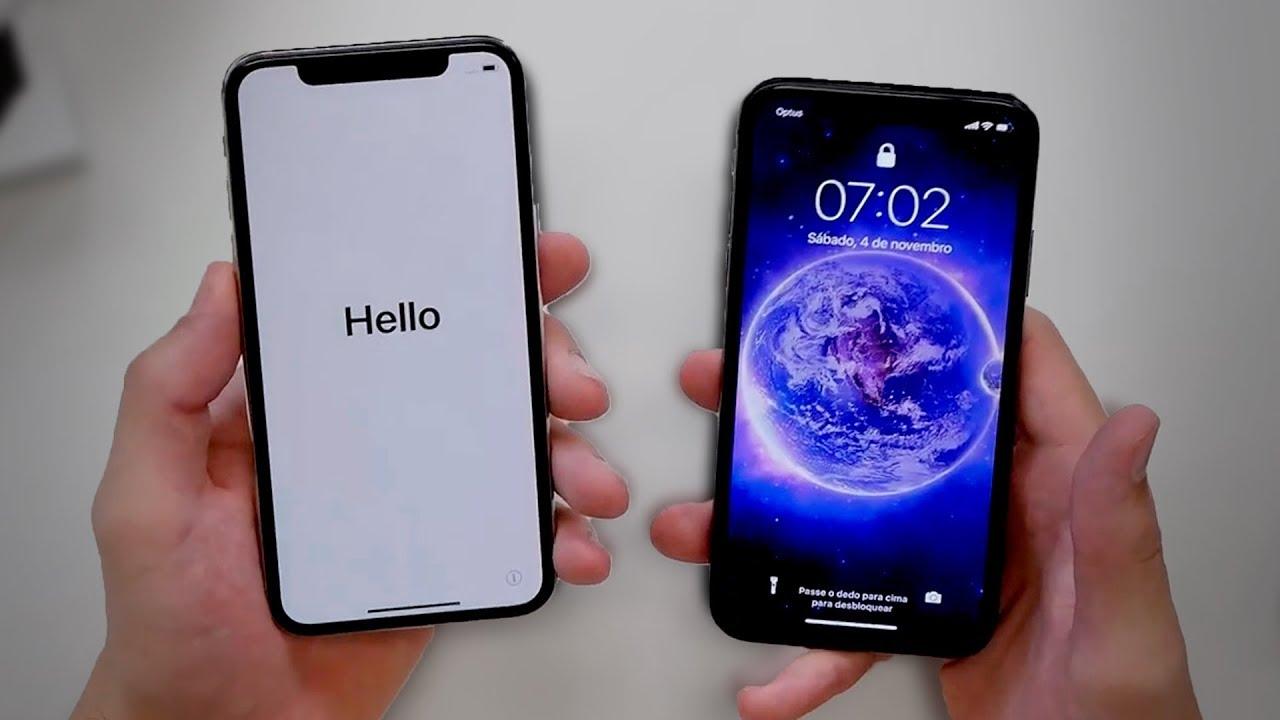 O Iphone