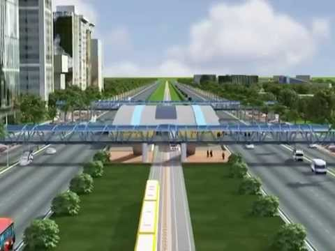 Virar to Alibaug Multimodal Corridor