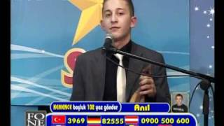 Gambar cover KEMENÇE STAR YARIŞMASI ANIL YILMAZ  102