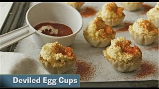 Apps in a Snap Deviled Egg Cups Thumbnail