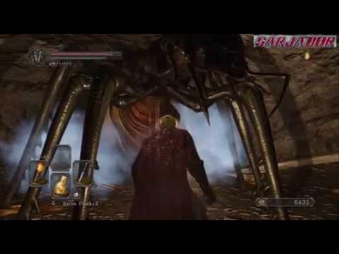 Alien in The Gutter [Dark Souls II]