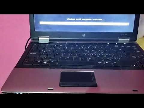Problema Notebook HP 6455b enciende y se apaga