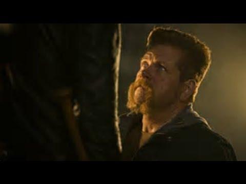 The Walking Dead 7x01 Negan Kills Abraham