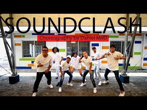 SOUNDCLASH by TROYBOI - Choreography by Daniel MRD Ft. Wendy Walters & Ultramen Dance Crew