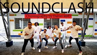 SOUNDCLASH by TROYBOI - Choreography by Daniel MRD Ft. Wendy Walters &amp Ultramen Dance C ...