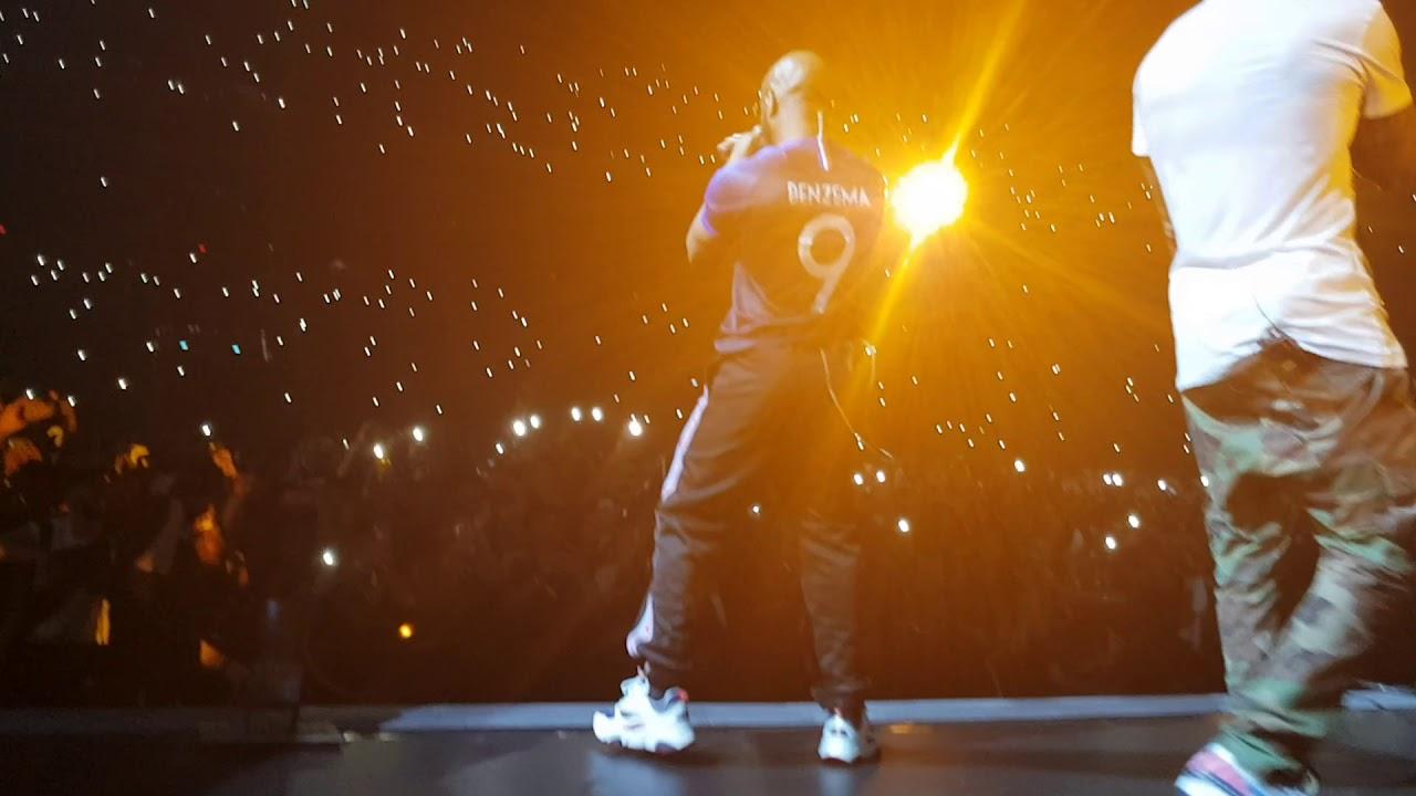 Download Dosseh ft. Booba - Infréquentables (Live Concert U Arena 13 Octobre 2018)