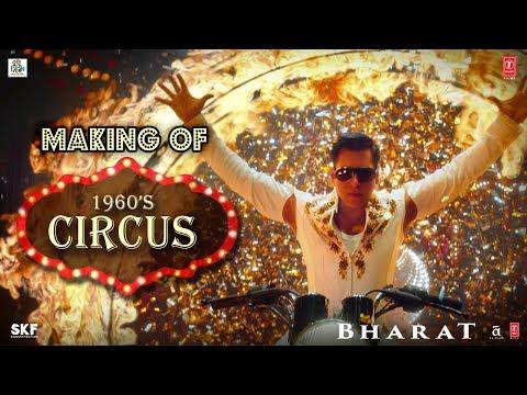 Making of the Circus | 1960's Bharat | Salman Khan | Disha Patani | Movie Releasing 5 June