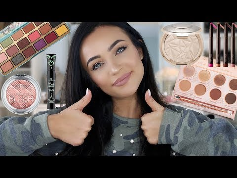 JANUARY BEAUTY FAVORITES 2018 | Stephanie...