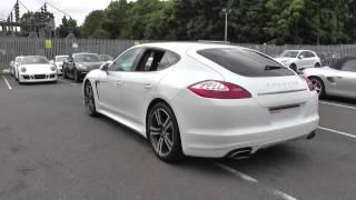 Porsche Panamera Platinum Edition 2013 Videos