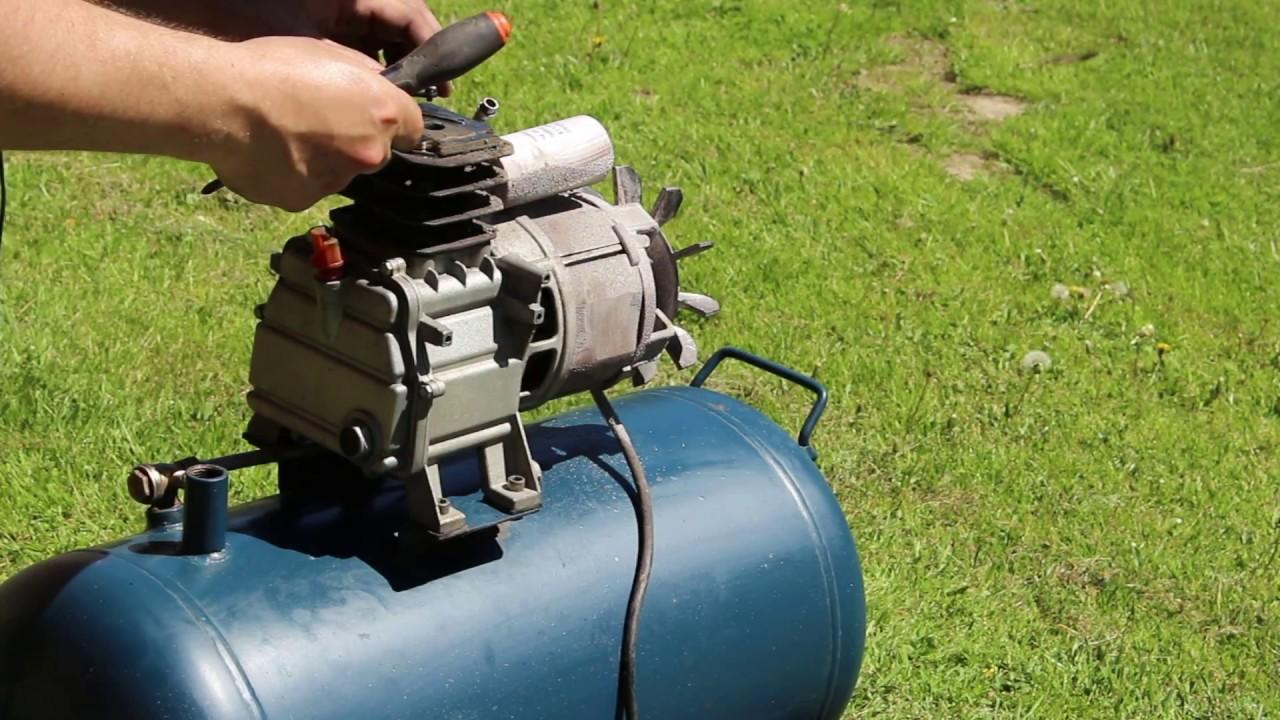 Usterka kompresora i jej naprawa cz  2