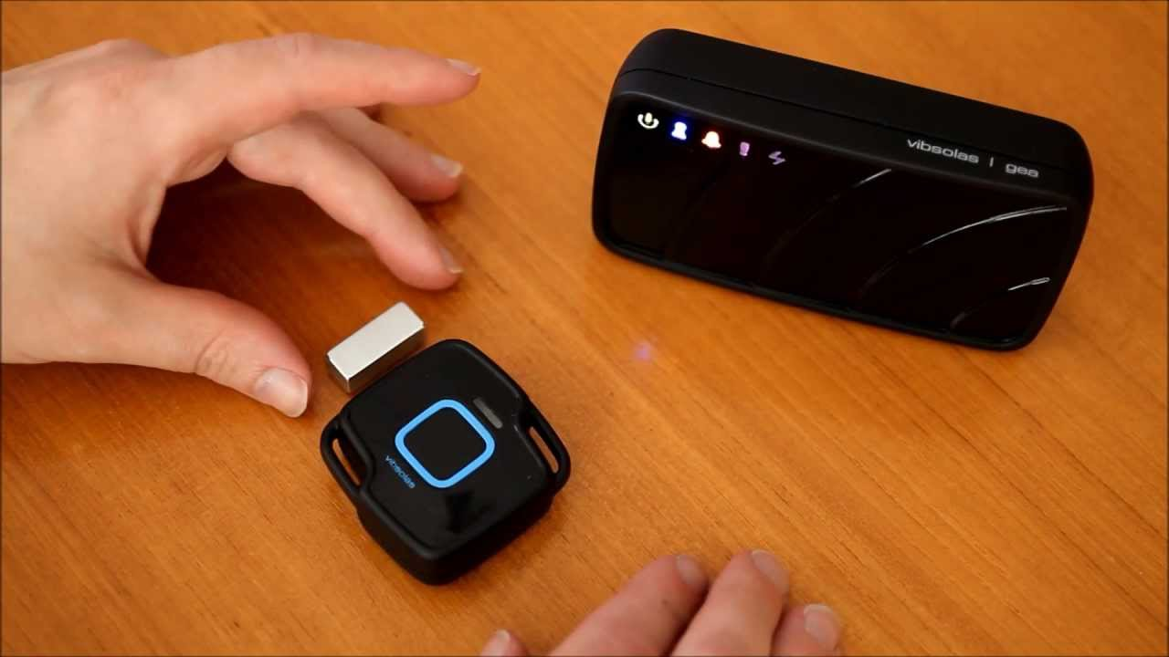 Portable Alarm System The Sensor Features Vibsolas Gea