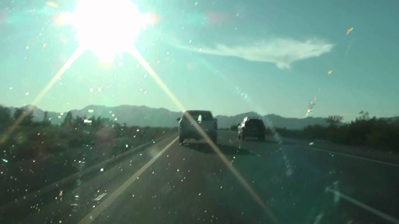 Time Lapse Drive 39 Phoenix To San Diego Youtube