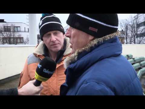 Ard en Rintje snuiven Bislett-gevoel op in Bislett Stadion