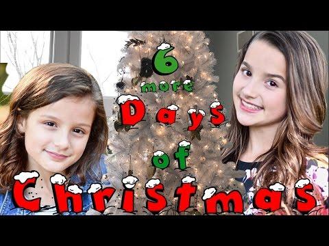 12 Days of Christmas   Day 7   Bratayley