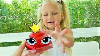 Супер игрушки CUTIE TOOTIES с необычными сюрпризами внутри ! Мими Лисса