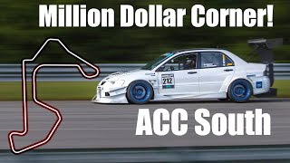 AutoBahn Country Club South Track Tips // ACC South