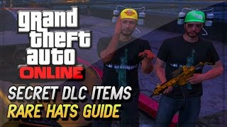 GTA 5 Online Glitches - GTA V Get Rare Beer Hats Easy 100% Breakdown ! (GTA 5 Gameplay & Glitches)
