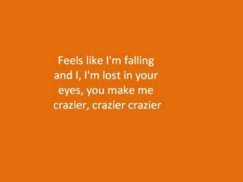 Taylor Swift - Crazier Lyrics