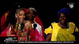 Sho Madjozi, Black Motion and Black Coffee win big in SAMAs 2019