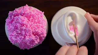asmr   floam in your ears no talking