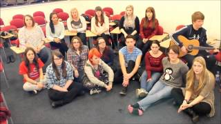 Let Her Go - Passenger (University of Derby Glee Club Cover)