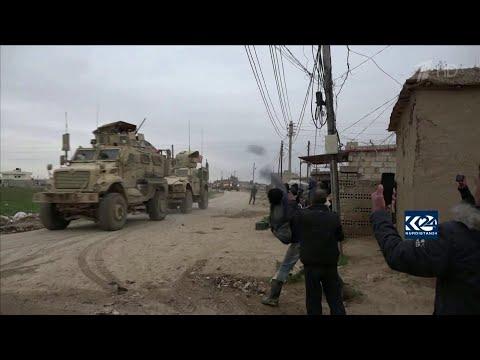 Российские военные отбили